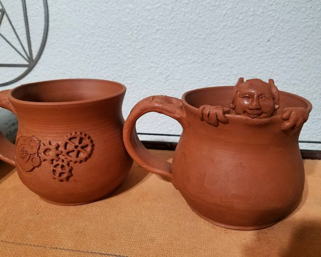 sherry pottery